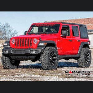 "Jeep Wrangler JL Suspension Lift Kit w/Lifted Coil Springs - 2.5"" Lift"